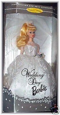 Barbie Wedding Day Reproduction 1961 Collector Edition Bridal Gown Set 1997
